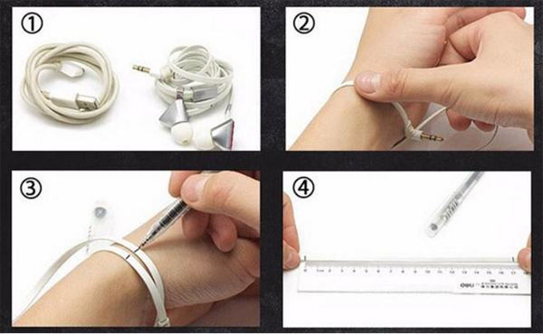 ак определить длину браслета измерив запястиье подарок браслет парню, мужчине, девушке, женщине новый год под крест 23 февраля на каждый день 8 марта