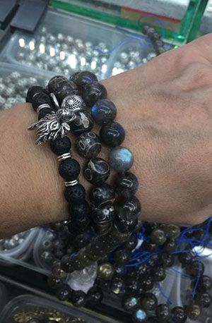 Подборка браслетов с натуральными камнями под заказ пожелания клиента подарок парню,мужчине,  девушке Новый год, день рождения, 23 февраля, 8 марта,день влюбленных