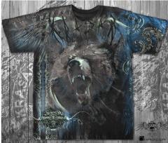 Футболка ярый медведь