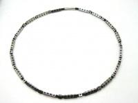 Чокер, ожерелье, колье из серебра в. 2