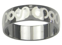 Кольцо из серебра  560004