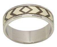 Кольцо из серебра  560007