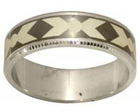 Кольцо из серебра  560008