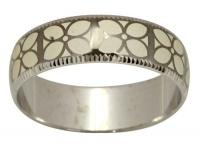 Кольцо из серебра  560010