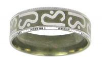 Кольцо из серебра  560016