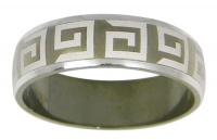 Кольцо из серебра  560025