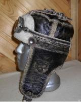 Шапка-ушанка Пилот с очками с мехом овчины HARLEY DAVIDSON
