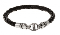 Мужские вязаные  браслеты Bico