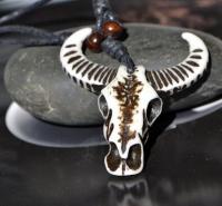 Кулон-амулет буйвол