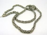 Цепочка из серебра Византия вид 4