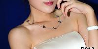 Цепочка-ожерелье из хирургической стали 316 L арт. d013