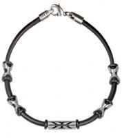 Чокер, ожерелье из каучука Bico Pariacaca
