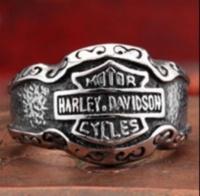 Кольцо из стали  HARLEY-DAVIDSON BR8289
