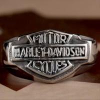 Кольцо из стали  HARLEY-DAVIDSON BR8451