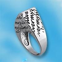 Кольцо из серебра 1515209