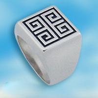 Перстень из серебра 1515746