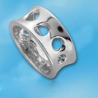 Кольцо из серебра 1535907