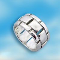 Кольцо  из серебра 1665083