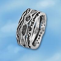 Кольцо  из серебра 1665230