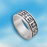 Кольцо  из серебра 1665283