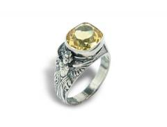 "Перстень серебро ""Ника"""