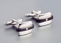 Мужские запонки из стали OROCREATO UGM 120