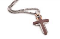 Крест сталь UGL 368